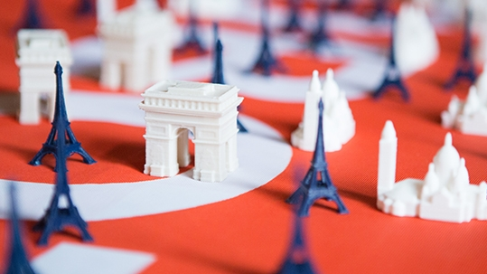 France major player on the global tech landscape - ©Jean-Baptiste Gurliat
