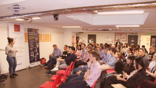 Demo Day: the Grand Finale of the Paris welcoming program for international startups
