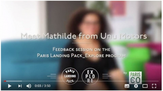 Meet Mathilde from Unu Motors